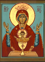 Theotokos--Intercession for Russia